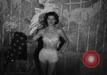 Image of fashion show New York United states USA, 1957, second 21 stock footage video 65675042904