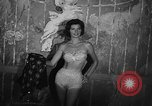 Image of fashion show New York United states USA, 1957, second 22 stock footage video 65675042904