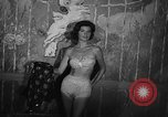Image of fashion show New York United states USA, 1957, second 24 stock footage video 65675042904