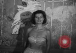 Image of fashion show New York United states USA, 1957, second 28 stock footage video 65675042904