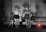 Image of fashion show New York United states USA, 1957, second 30 stock footage video 65675042904