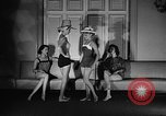 Image of fashion show New York United states USA, 1957, second 31 stock footage video 65675042904
