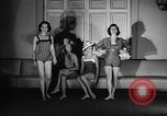 Image of fashion show New York United states USA, 1957, second 37 stock footage video 65675042904
