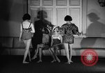 Image of fashion show New York United states USA, 1957, second 39 stock footage video 65675042904