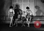 Image of fashion show New York United states USA, 1957, second 40 stock footage video 65675042904