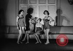 Image of fashion show New York United states USA, 1957, second 41 stock footage video 65675042904