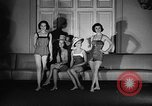 Image of fashion show New York United states USA, 1957, second 42 stock footage video 65675042904