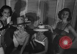 Image of fashion show New York United states USA, 1957, second 50 stock footage video 65675042904