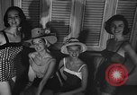 Image of fashion show New York United states USA, 1957, second 52 stock footage video 65675042904