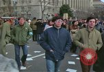 Image of Peace demonstrators protest Vietnam War Washington DC USA, 1969, second 18 stock footage video 65675042915