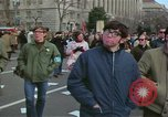 Image of Peace demonstrators protest Vietnam War Washington DC USA, 1969, second 19 stock footage video 65675042915