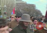Image of Peace demonstrators protest Vietnam War Washington DC USA, 1969, second 28 stock footage video 65675042915