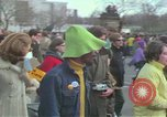 Image of Peace demonstrators protest Vietnam War Washington DC USA, 1969, second 37 stock footage video 65675042915