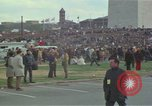 Image of Peace activists march against Vietnam War Washington DC USA, 1969, second 16 stock footage video 65675042916