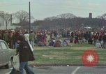 Image of Peace activists march against Vietnam War Washington DC USA, 1969, second 24 stock footage video 65675042916
