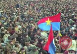 Image of Peace activists march against Vietnam War Washington DC USA, 1969, second 28 stock footage video 65675042916
