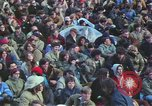 Image of Peace activists march against Vietnam War Washington DC USA, 1969, second 31 stock footage video 65675042916