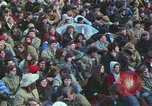 Image of Peace activists march against Vietnam War Washington DC USA, 1969, second 34 stock footage video 65675042916