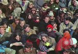 Image of Peace activists march against Vietnam War Washington DC USA, 1969, second 43 stock footage video 65675042916