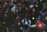 Image of Peace activists march against Vietnam War Washington DC USA, 1969, second 46 stock footage video 65675042916