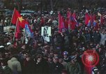 Image of Peace activists march against Vietnam War Washington DC USA, 1969, second 50 stock footage video 65675042916