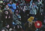 Image of Peace activists march against Vietnam War Washington DC USA, 1969, second 56 stock footage video 65675042916