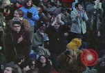 Image of Peace activists march against Vietnam War Washington DC USA, 1969, second 57 stock footage video 65675042916