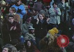 Image of Peace activists march against Vietnam War Washington DC USA, 1969, second 58 stock footage video 65675042916