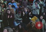 Image of Peace activists march against Vietnam War Washington DC USA, 1969, second 59 stock footage video 65675042916