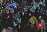 Image of Peace activists march against Vietnam War Washington DC USA, 1969, second 60 stock footage video 65675042916