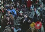 Image of Peace activists march against Vietnam War Washington DC USA, 1969, second 61 stock footage video 65675042916