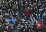 Image of Peace activists march against Vietnam War Washington DC USA, 1969, second 62 stock footage video 65675042916