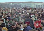 Image of Protest against Vietnam War Washington DC USA, 1969, second 5 stock footage video 65675042919