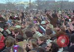 Image of Protest against Vietnam War Washington DC USA, 1969, second 15 stock footage video 65675042919