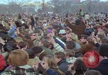 Image of Protest against Vietnam War Washington DC USA, 1969, second 17 stock footage video 65675042919