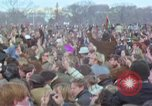Image of Protest against Vietnam War Washington DC USA, 1969, second 18 stock footage video 65675042919
