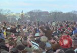 Image of Protest against Vietnam War Washington DC USA, 1969, second 20 stock footage video 65675042919