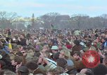 Image of Protest against Vietnam War Washington DC USA, 1969, second 21 stock footage video 65675042919