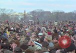 Image of Protest against Vietnam War Washington DC USA, 1969, second 22 stock footage video 65675042919