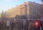 Image of Protest against Vietnam War Washington DC USA, 1969, second 31 stock footage video 65675042919