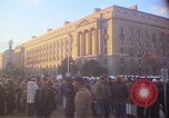 Image of Protest against Vietnam War Washington DC USA, 1969, second 32 stock footage video 65675042919