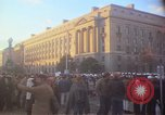Image of Protest against Vietnam War Washington DC USA, 1969, second 33 stock footage video 65675042919
