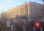 Image of Protest against Vietnam War Washington DC USA, 1969, second 35 stock footage video 65675042919
