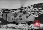Image of United States H-19 helicopter Bludenz Austria, 1954, second 15 stock footage video 65675042928