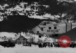 Image of United States H-19 helicopter Bludenz Austria, 1954, second 30 stock footage video 65675042928
