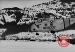 Image of United States H-19 helicopter Bludenz Austria, 1954, second 35 stock footage video 65675042928
