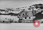 Image of United States H-19 helicopter Bludenz Austria, 1954, second 37 stock footage video 65675042928