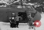 Image of United States H-19 helicopter Bludenz Austria, 1954, second 20 stock footage video 65675042929