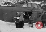 Image of United States H-19 helicopter Bludenz Austria, 1954, second 28 stock footage video 65675042929