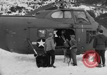 Image of United States H-19 helicopter Bludenz Austria, 1954, second 29 stock footage video 65675042929